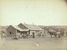 The Pioneer Homestead