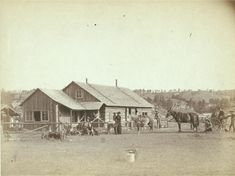 The Pioneer Homestead