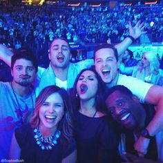 So much fun hanging out!! From Sophia Bush's WhoSay account