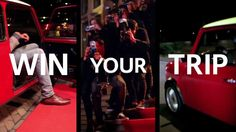 The New MINI. The New Original. Win your way to the round-the-world reveal.