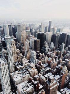 New York, I love you. | Gabrielle Assaf | VSCO Grid