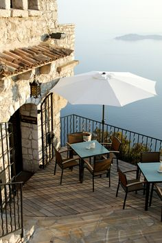 Chateau Eza  More Incredible Destinations: https://www.facebook.com/The-Most-Amazing-Places-on-Earth-697197843771667/