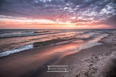 Welcome to the Great Lake State !  We know how to sunset <3..... Pure Michigan  ~ Photo by Jason Miney Photography ~ May 23, 2015