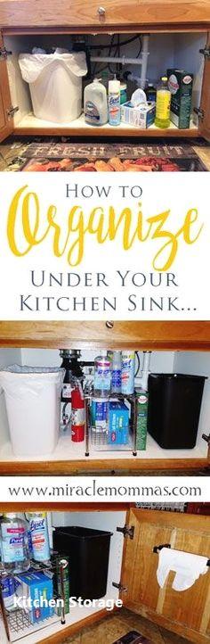 New DIY Kitchen Stor