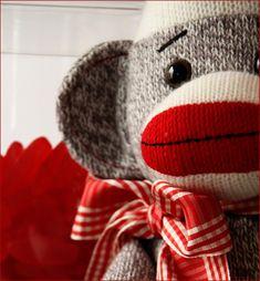 Sock Monkey Birthday – Dessert Buffet