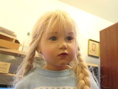 KAROLINE BY SISSEL SKILLE FOR GOTZ #Dolls