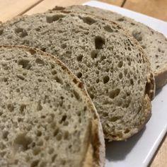 Najspoľahlivejší recept na kváskový chlieb. Metóda 1-2-3 - Spoza plota