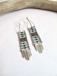 earrings ~ demimondejewelry