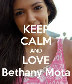 Keep calm and LOVE BETH!!!! <3