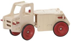 Haba: Moover Dump Truck in Natural