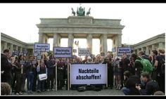Die Nachteile haben mir noch nie gefallen, darum bin ich auch für Vorteile für alle, außer für Höneß, die FDP, CSU, ...