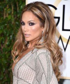 Jennifer Lopez GG 2015
