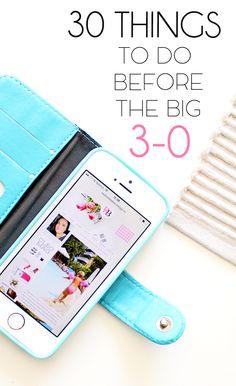 30 things I want to do before turning 30 (fun blog post idea for bloggers)  REIDUN BEATE - A DESIGN BLOG - http://reidunbeates.blogg.no/1436048086_30_ting_jeg_vil_gjre_.html