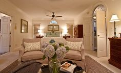 Living Spaces traditional-bedroom