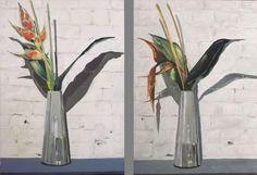 Paradijsbloemen (tweeluik) - Kunst In Huis kunstuitleen