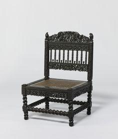 Chair Sri Lanka   Rijksmuseum Public Domain Public Domain
