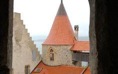 Die schönsten Burgen und Schlösser der Schweiz Switzerland, Country, Building, Green Landscape, Time Travel, Castles, Past, Nice Asses, Construction