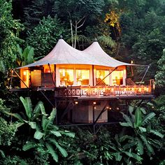 Four Seasons Tented Camp, Thailand!!!! My kinda camping!
