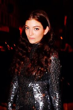 Lorde #showtime