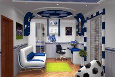 Luxury Modern Study Room Ideas