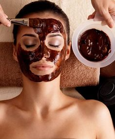 Mask for Elastic Skin: Mix olive and almond oil, add 1 tbsp of cocoa and 1 tbsp of lemon juice. Apply the mask on a clean skin and leave it for 20 minutes. Rinse it off and feel the smooth touch and elasticity of your skin.