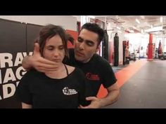 One Minute of Self Defense: Abduction - YouTube