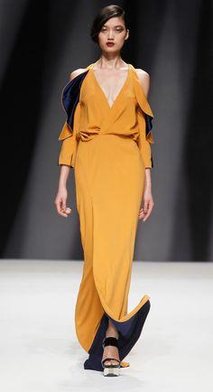 Bibhu Mohaputra - MBNY Fashion Week 2013