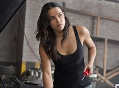 michelle rodríguez | 'Fate of the Furious' director responds to Michelle ...