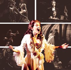 Christine | The Phantom of the Opera | Stage Production | Sierra Boggess