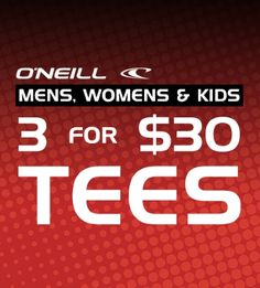 Mix & Match Men's, Women's and Kid's Tees
