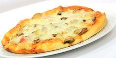 بيتزا الخضار المشوي