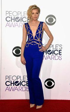 Os Looks do People's Choice Awards 2015