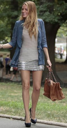 Why+Blake+Lively+Didn't+Love+Starring+on+Gossip+Girl+via+@WhoWhatWear