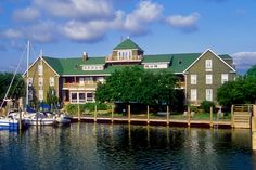 """""""A Taste of Legacy"""" - 1587 and Tranquil House Inn - Read in Outer Banks This Week Magazine"""