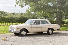 1969 Mercedes-Benz 280SE - Silverstone Auctions