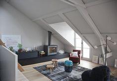 Fabulous Attic Bedroom Built Ins Ideas 10 Unbelievable Cool Ideas: Attic Storage Doors attic storage doors.