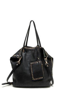 7f9440bfc815 Stud Shoulder Bag by Tosca Handbags on