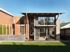 N+C Townhouse @ Geelong / Studio101 Architects