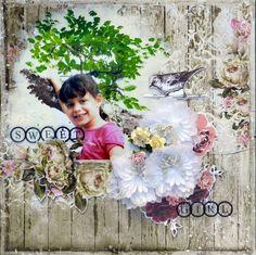 Sweet Girl- C'est Magnifique Kits