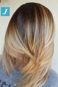 Spring Vibes _ Degradé Joelle e Taglio Punte Aria #cdj #degradejoelle #tagliopuntearia #degradé #igers #musthave #hair #hairstyle #haircolour #longhair #ootd #hairfashion #madeinitaly #wellastudionyc