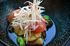 Rockfish with Summer Vegetables