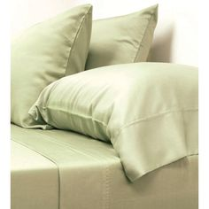 Classic Bamboo Bed Sheet Set - Sage - Classic Sheets - Sheets - Bedding - Bed & Bath