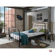 Detská posteľ New York Nest Design, Kid Beds, Bunk Beds, Metal Beds, New Room, Toddler Bed, New Homes, York, Interior Design