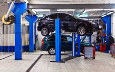 Tyre Shop, Car Repair Service, Garage Design, Garages, Peugeot, Baby Strollers, Vehicles, Shopping, Autos