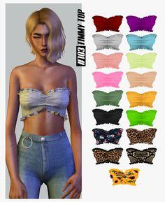 ♡ Sims 4 Mods Clothes, Sims 4 Clothing, Sims Mods, Sims 4 Cas, Sims Cc, Tumblr Sims 4, Vêtement Harris Tweed, Sims 4 Cc Eyes, The Sims 4 Packs