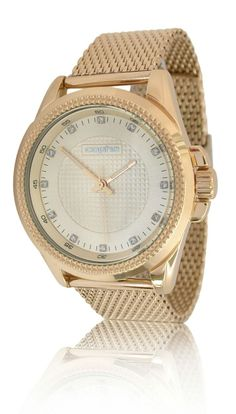 Montre tendance : Princess  Gold