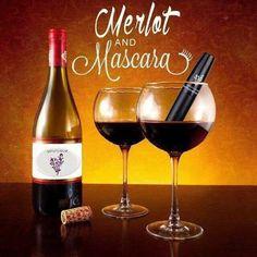 Merlot and mascara! Younique 3D fiber lash mascara and makeup https://www.youniqueproducts.com/CarlaValdez