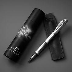Dmitry Streltsov - Titanium pen  #titanium #titaniumpen #streltsovpen #streltsov #pen #formen #tactical #tacticalpen #dmitrystreltsov