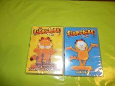 Ref CDP073 DVD «Garfield». 8€