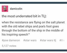 That is so underrated!! Like oh my stars!! That was precious!